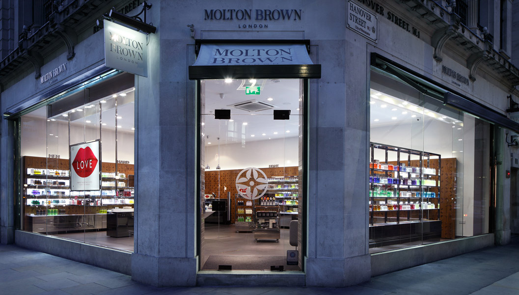 Molton Brown® location in London, England