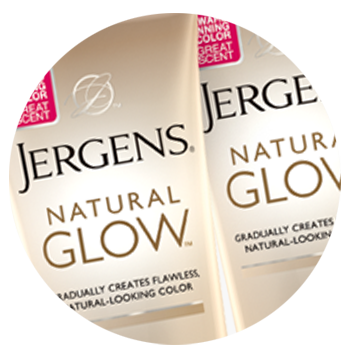 Kao History Jergens® Natural Glow